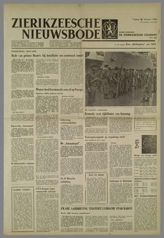 Zierikzeesche Nieuwsbode 1963-02-22