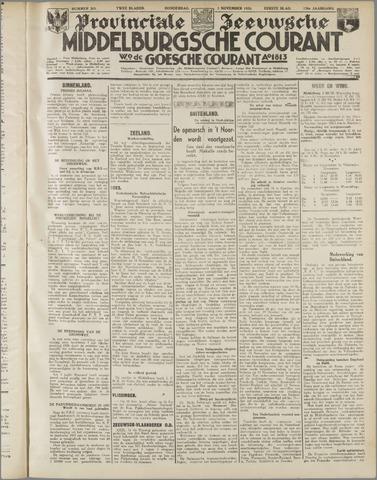 Middelburgsche Courant 1935-11-07