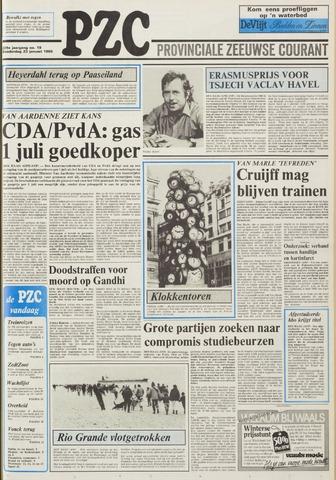Provinciale Zeeuwse Courant 1986-01-23