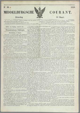 Middelburgsche Courant 1855-03-10