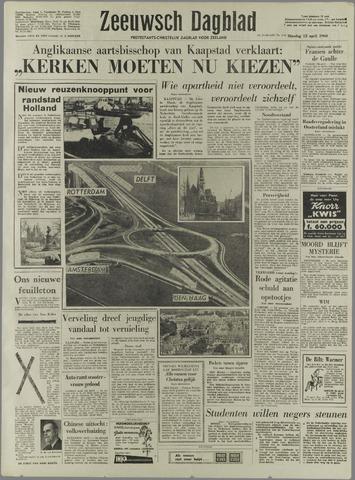 Zeeuwsch Dagblad 1960-04-12