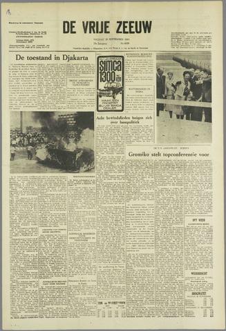 de Vrije Zeeuw 1963-09-20
