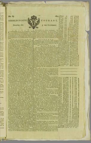 Middelburgsche Courant 1809-07-08