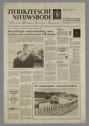 Zierikzeesche Nieuwsbode 1988-08-05