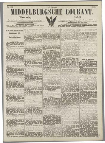 Middelburgsche Courant 1901-07-03
