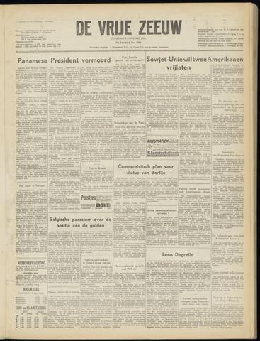 de Vrije Zeeuw 1955-01-04