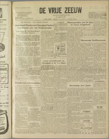 de Vrije Zeeuw 1959-09-28