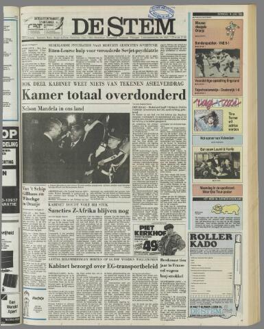 de Stem 1990-06-16
