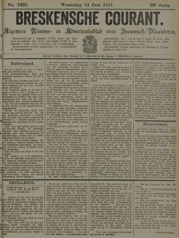 Breskensche Courant 1911-06-14