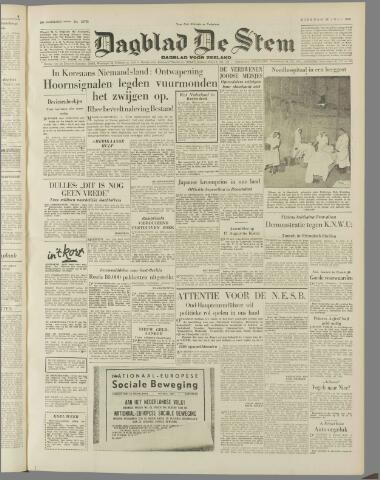 de Stem 1953-07-28