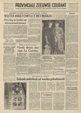Provinciale Zeeuwse Courant 1961-08-29