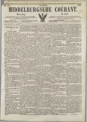 Middelburgsche Courant 1899-07-31