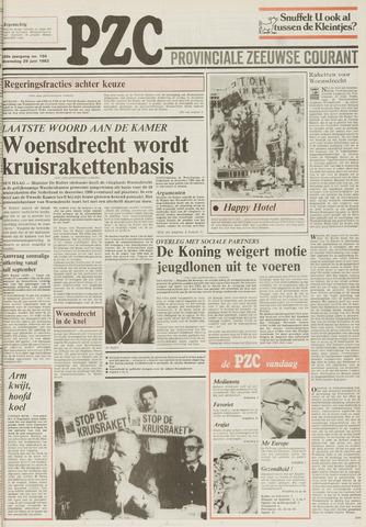 Provinciale Zeeuwse Courant 1983-06-29