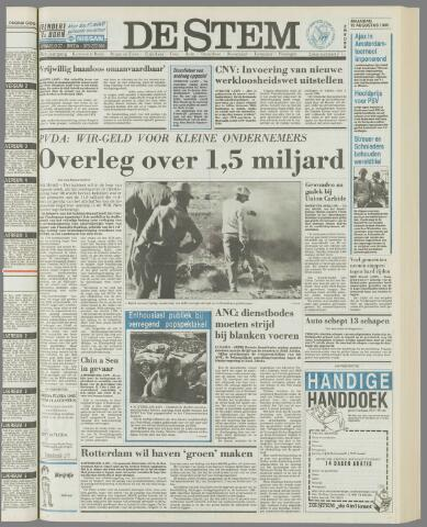 de Stem 1985-08-12