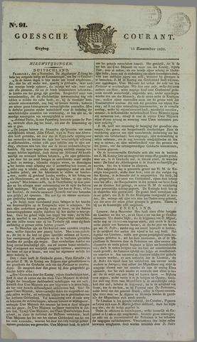 Goessche Courant 1833-11-15