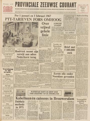 Provinciale Zeeuwse Courant 1966-10-21