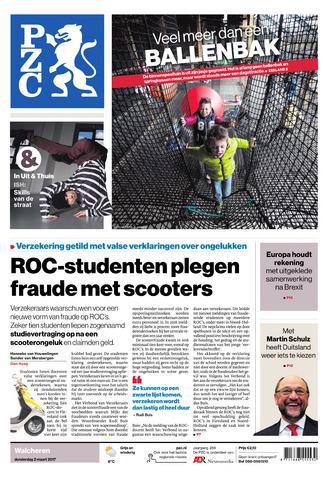 Provinciale Zeeuwse Courant 2017-03-02