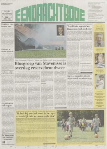 Eendrachtbode (1945-heden)/Mededeelingenblad voor het eiland Tholen (1944/45) 2010-07-29