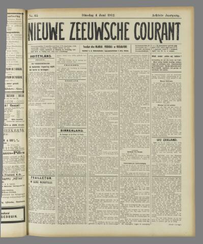 Nieuwe Zeeuwsche Courant 1912-06-04