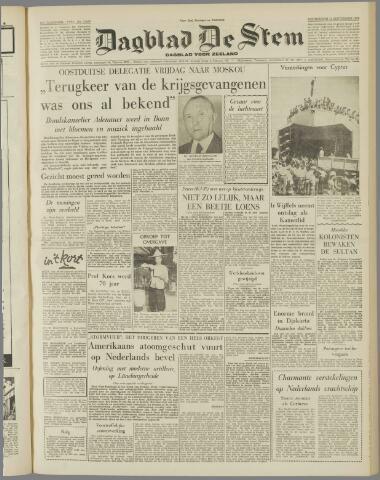de Stem 1955-09-15