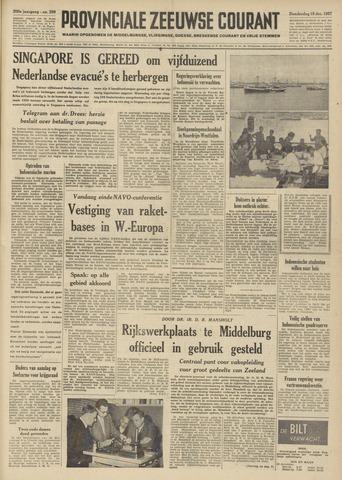 Provinciale Zeeuwse Courant 1957-12-19