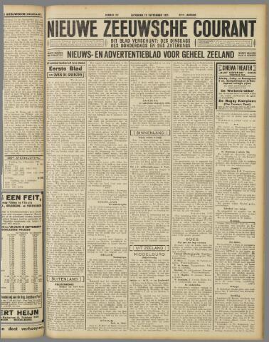 Nieuwe Zeeuwsche Courant 1931-09-12