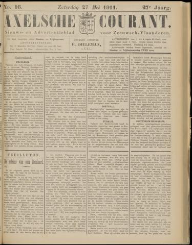 Axelsche Courant 1911-05-27