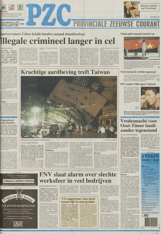 Provinciale Zeeuwse Courant 1999-09-21