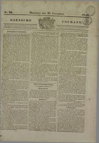 Goessche Courant 1842-11-28