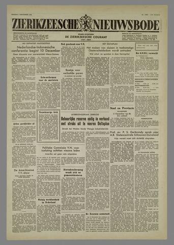 Zierikzeesche Nieuwsbode 1955-12-09