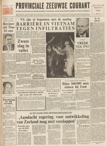 Provinciale Zeeuwse Courant 1967-09-08