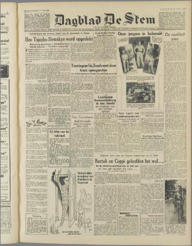 de Stem 1949-07-23