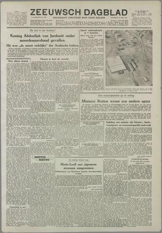 Zeeuwsch Dagblad 1951-07-21