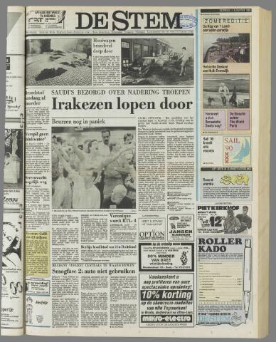 de Stem 1990-08-04
