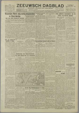Zeeuwsch Dagblad 1949-03-21