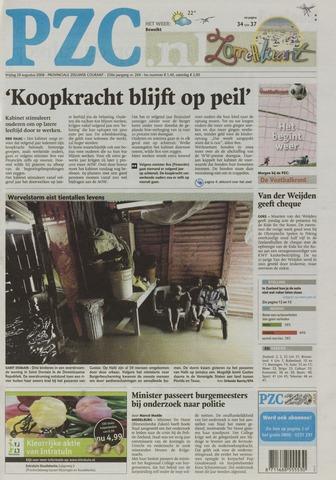 Provinciale Zeeuwse Courant 2008-08-29