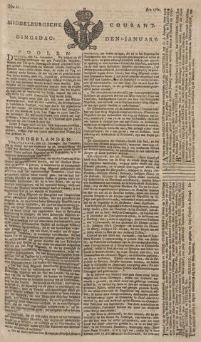 Middelburgsche Courant 1782