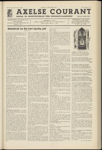 Axelsche Courant 1965-12-24