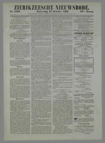 Zierikzeesche Nieuwsbode 1881-10-15