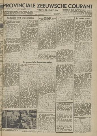 Provinciale Zeeuwse Courant 1944-03-31