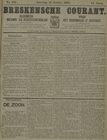 Breskensche Courant 1904-10-22