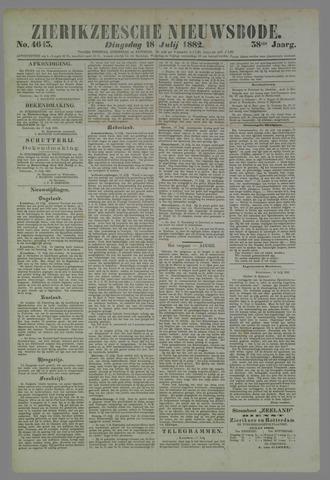 Zierikzeesche Nieuwsbode 1882-07-18