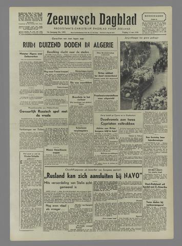Zeeuwsch Dagblad 1956-05-11