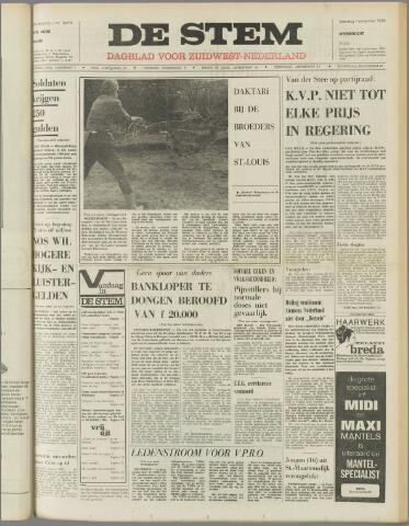 de Stem 1970-11-07