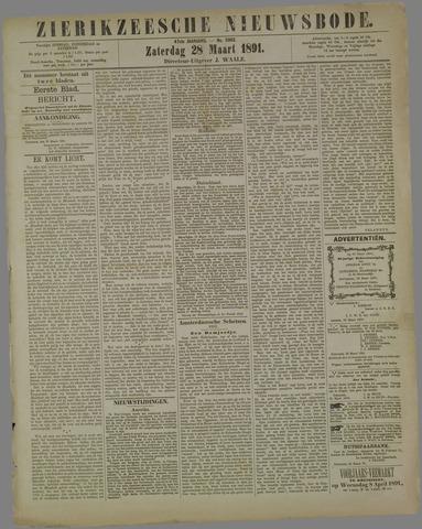 Zierikzeesche Nieuwsbode 1891-03-28
