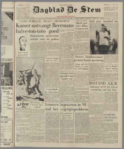 de Stem 1961-07-05