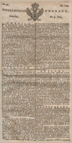 Middelburgsche Courant 1779-07-03