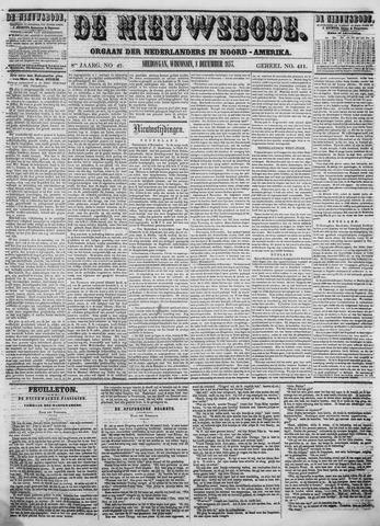Sheboygan Nieuwsbode 1857-12-08