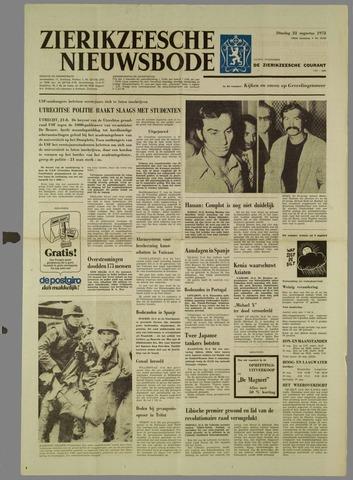Zierikzeesche Nieuwsbode 1972-08-22