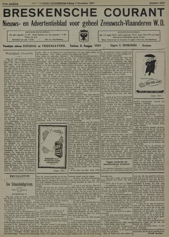 Breskensche Courant 1937-11-05